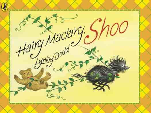 Hairy Maclary Shoo by Lynley Dodd cover
