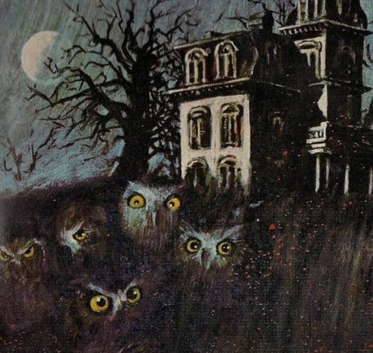Owls' Watch anthology of horror stories selected by George Brandon Saul