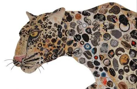 Peter Clark leopard