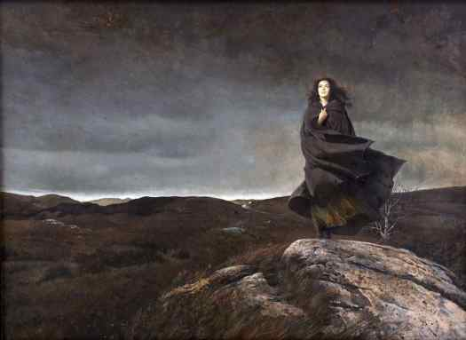 Wuthering Heights, 1965 by Robert McGinnis