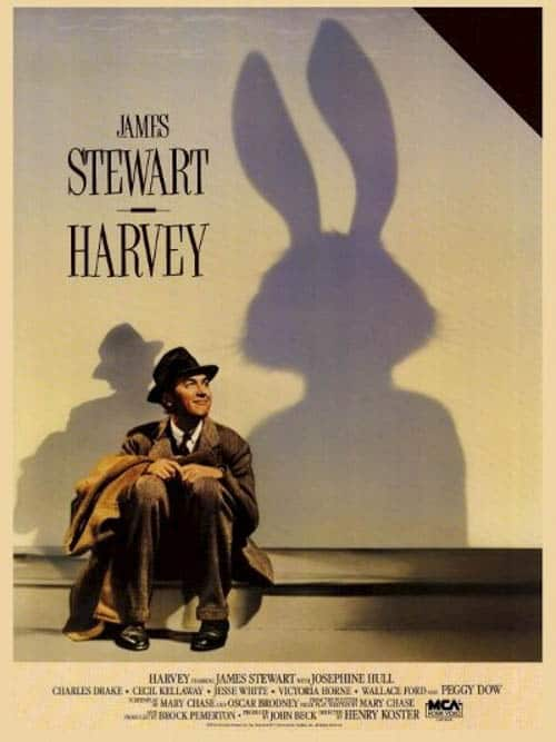 Elwood P. Dowd from 'Harvey'