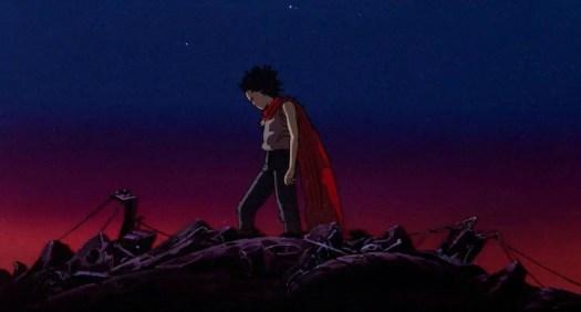 AKIRA (1988) Cinematography by Katsuji Misawa Directed by Katsuhiro Ohtomo