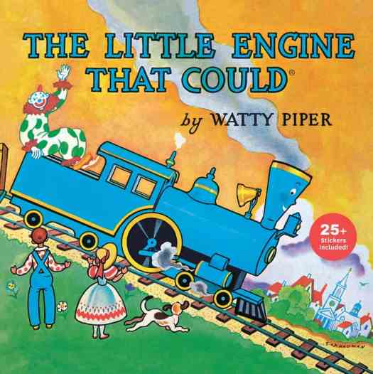 The Little Engine That Could by Watty Piper cover
