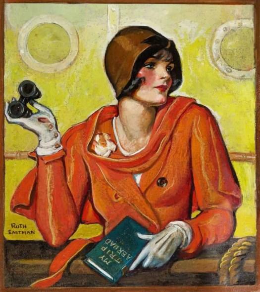 My Trip Abroad Ruth Eastman (1882 - 1976)