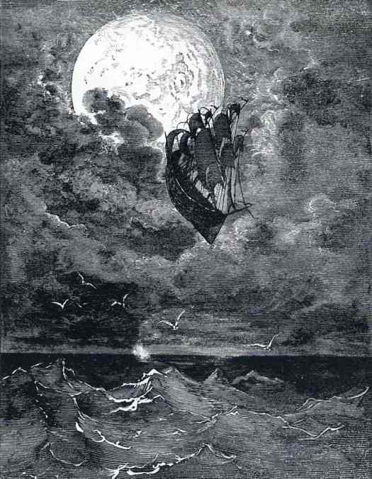 Gustave Doré (1832-1883) 1868 A Voyage to the Moon