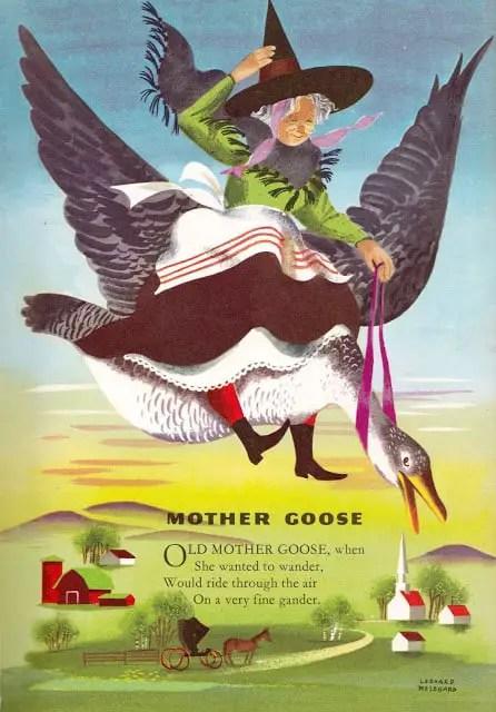 Childrcraft Poems of Early Childhood, edited by J. Morris Jones, illustrations by Eloise Wilkin, Leonard Weisgard 1954