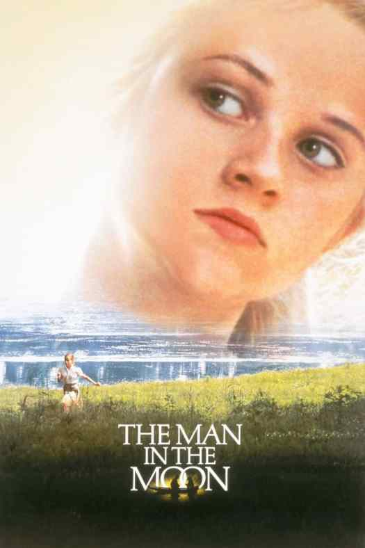 The Man In The Moon film poster Reese Witherspoon