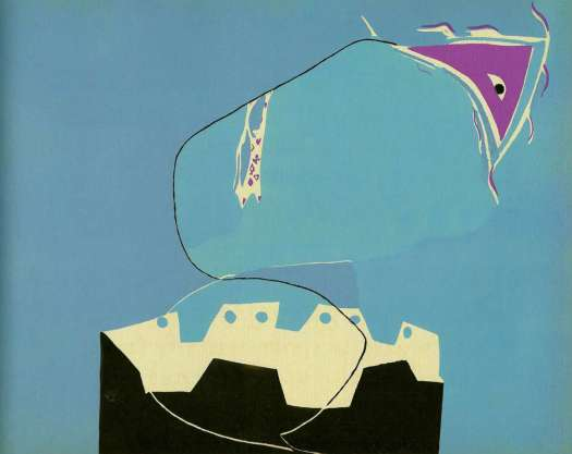 KÔ & KÔ (1933), Vieira da Silva (illustrator), Pierre Gueguen (author)