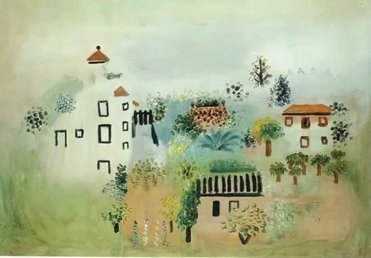 Pablo Picasso Landscape, 1928