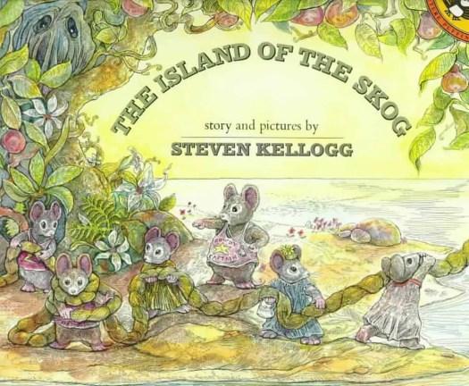 The Island of the Skog by Steven Kellogg