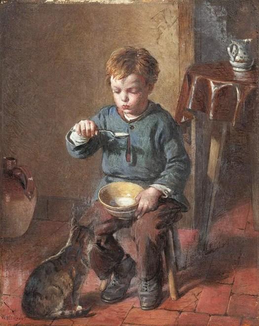 William Hemsley - Porridge