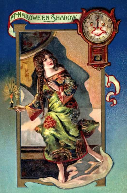 Embossed postcard published by John Winsch, 1912
