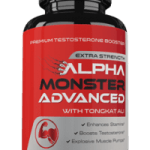 Alpha Monster Advanced Review: More Strength, More Stamina, All Natural Gains?