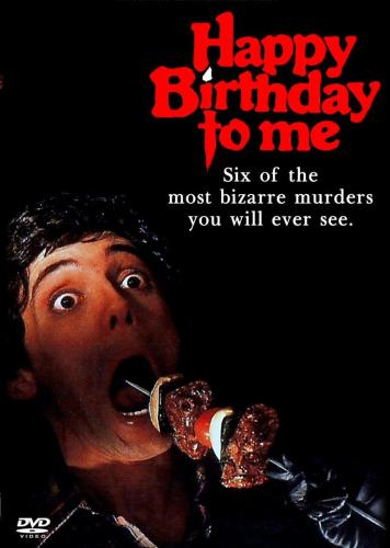 Happy Birthday To Me poster 2