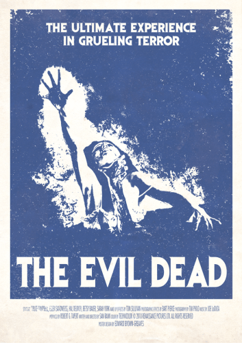 the_evil_dead_poster_by_rustycharles-d4hzvad