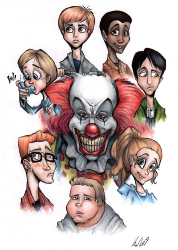 Stephen_King__s_It_by_BrendanCorris