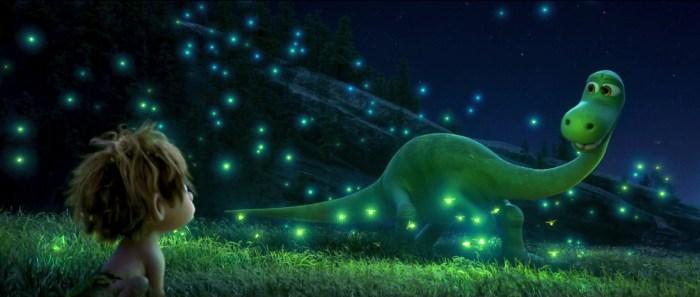 The Good Dinosaur reviews