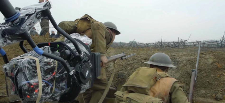 1917 behind the scenes