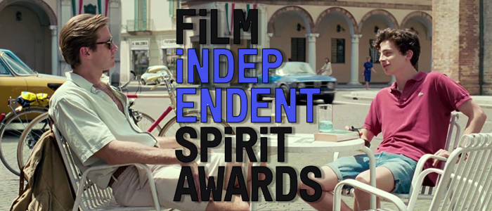 2018 Independent Spirit Awards Nominees