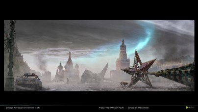 31_Red Square Environment