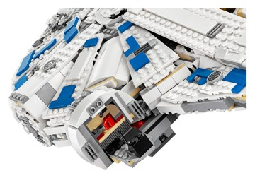 lego star wars falcon 2