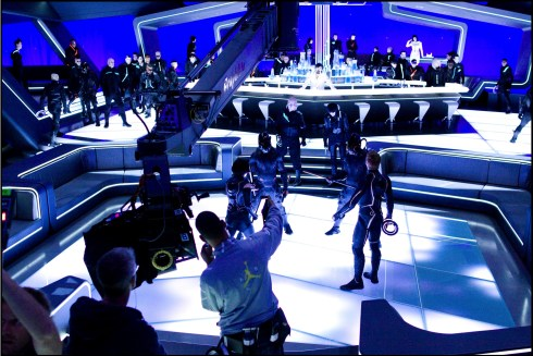 Tron Legacy Behind the Scenes