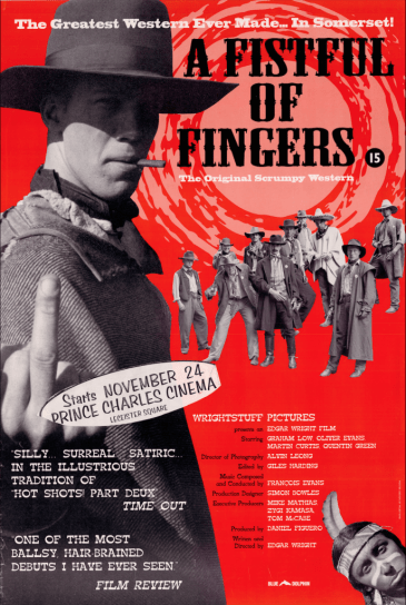 A Fistful of Fingers (2)