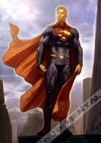 JJ Abrams Superman Concept Art 4