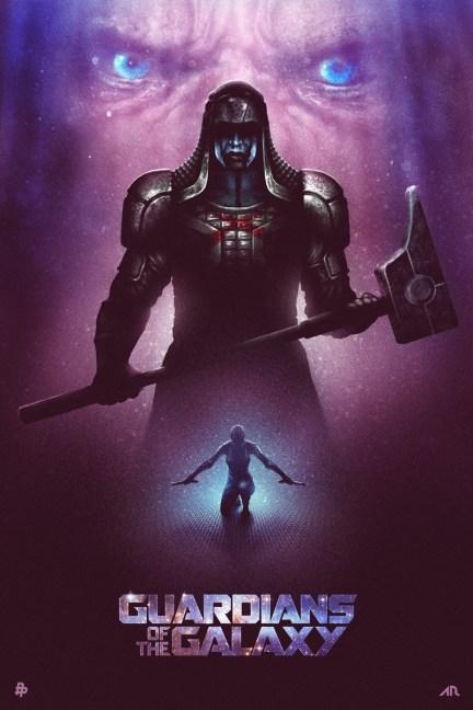 Adam Rabalais - Guardians Galaxy