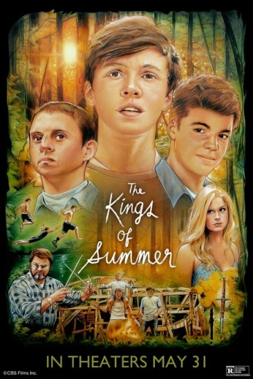 Adam Schickling - Kings of Summer