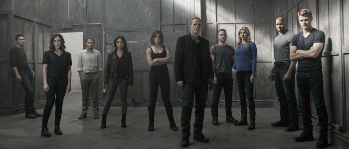 Agents of SHIELD Season 3 opening