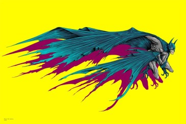 Alex Pardee Batman