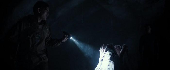 Alien Covenant footage
