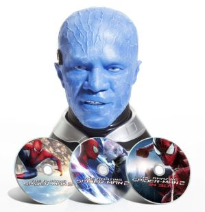 Amazing Spider-Man 2 Electro Bust