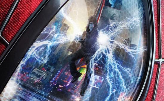Amazing Spider-Man 2 Int Poster header