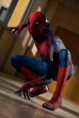 Amazing Spider-Man hallway
