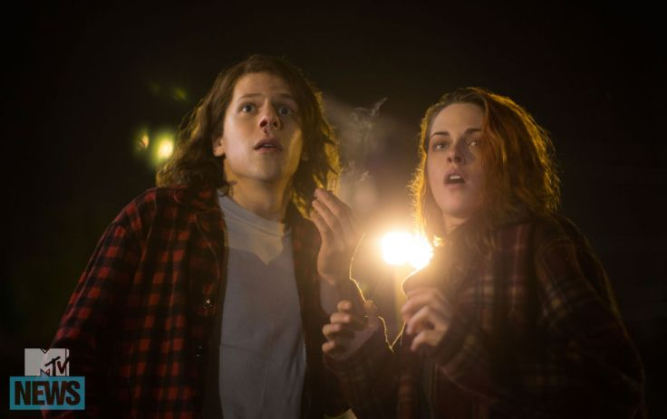 American Ultra still MTV