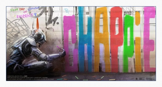 Andy Fairhurst - Chappie