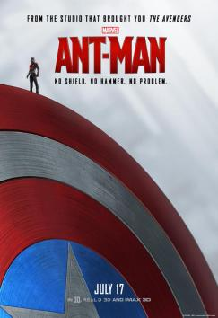 Ant-Man Captain America poster