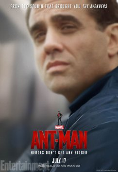 Ant-Man character posters - Bobby Cannavale as Paxton