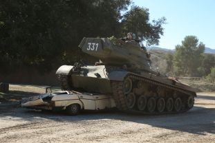 Arnold Tank Rides 11