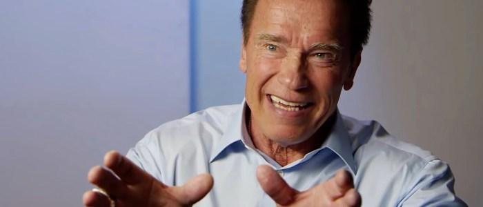 Arnold Schwarzenegger Wonders of the Sea 3D