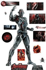 Avengers Age of Ultron Ultron Fathead