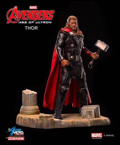Avengers Statues Thor
