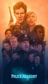 Barret Chapman - Police Academy