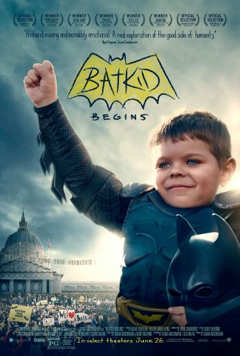 Batkid Begins Theatrical Poster