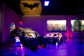 Batman 75th Anniversary Exhibit 4