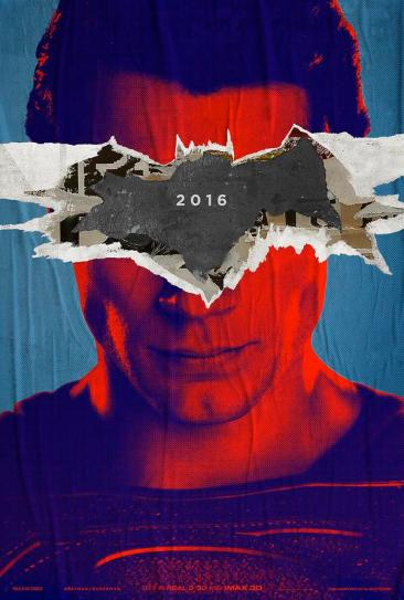 Batman v Superman IMAX poster 2