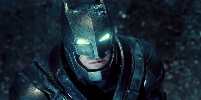 Batman (Ben Affleck) in Batman v Superman