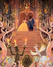 Be Our Guest by Joey Chou